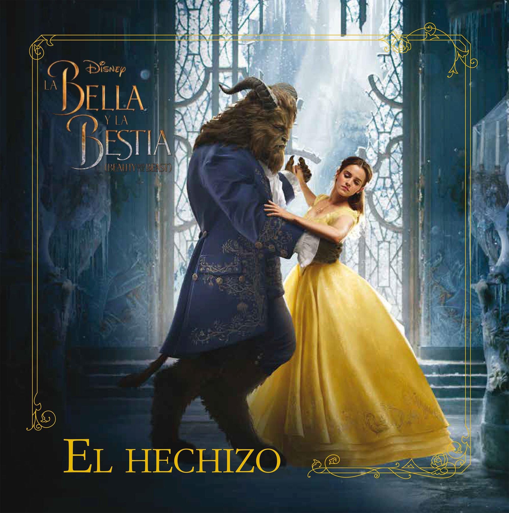 La Bella Y El Cuento Disney Hechizo Bestia aarqCZw