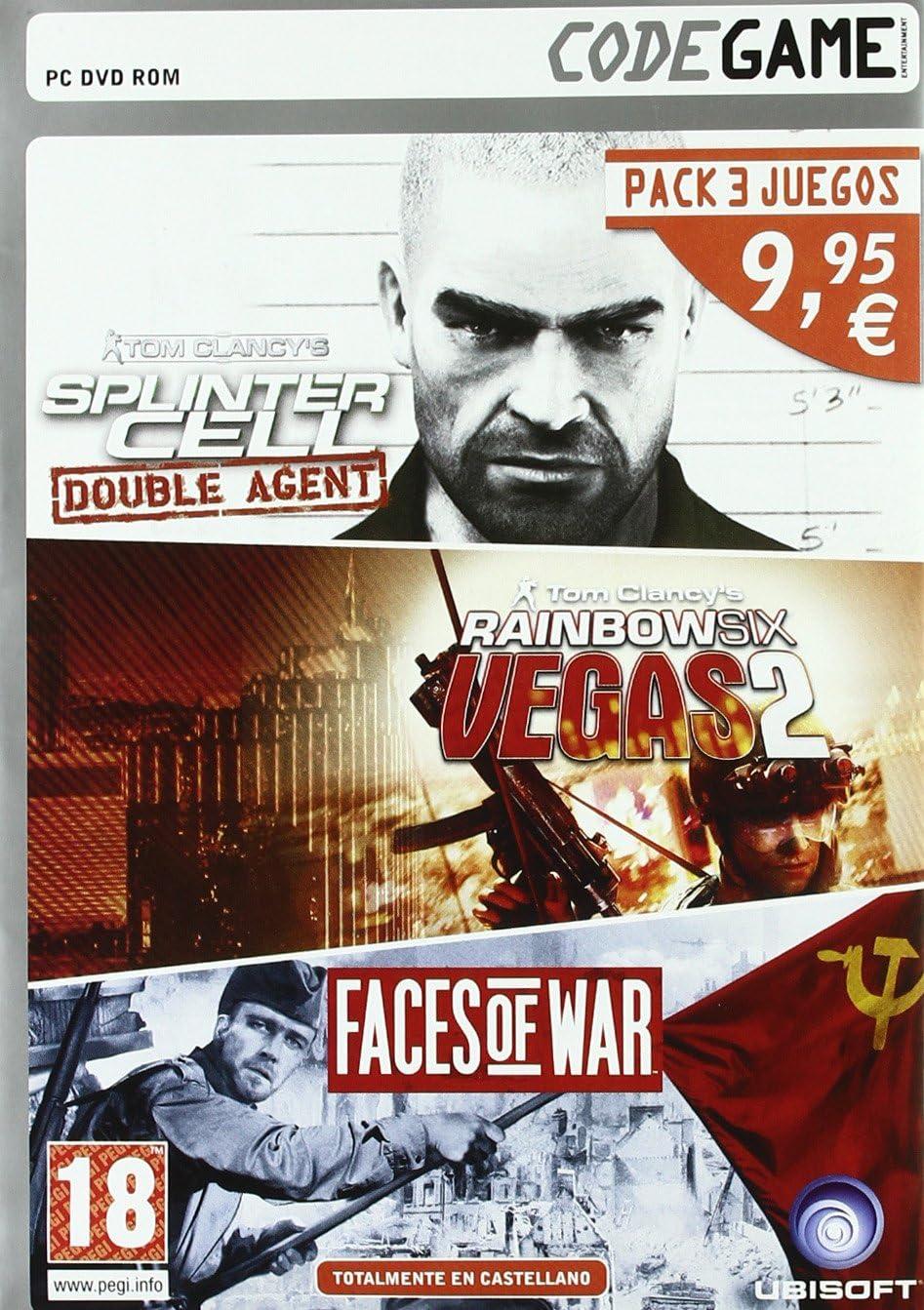 Pack 7 Codegame (3 Juegos)/Pc: Amazon.es: Videojuegos