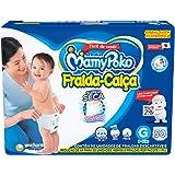 Fralda-Calça MamyPoko Tamanho G, 50 unidades