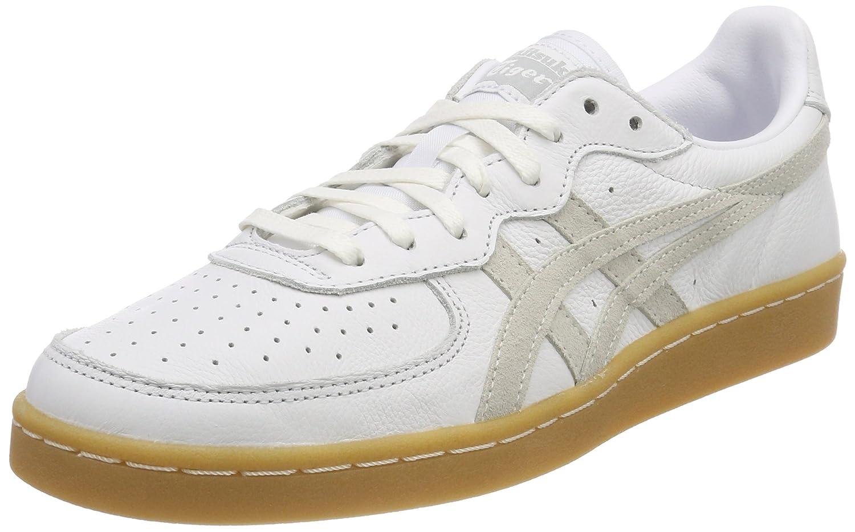 Onitsuka Tiger GSM gsm, Zapatillas de Running para Mujer, Blanco White, 42 EU