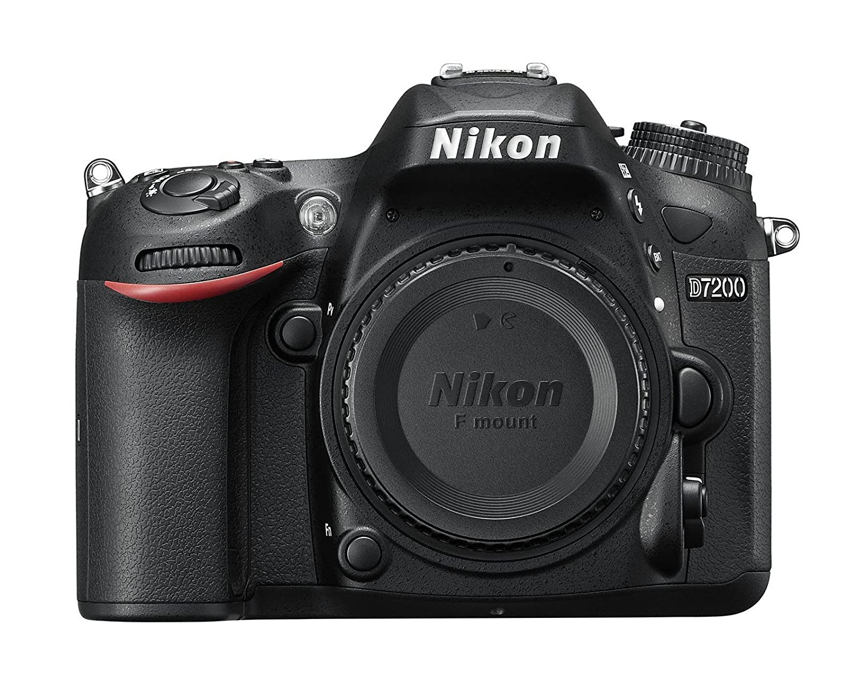 Nikon D Cámara digital réflex de objetivo único color negro