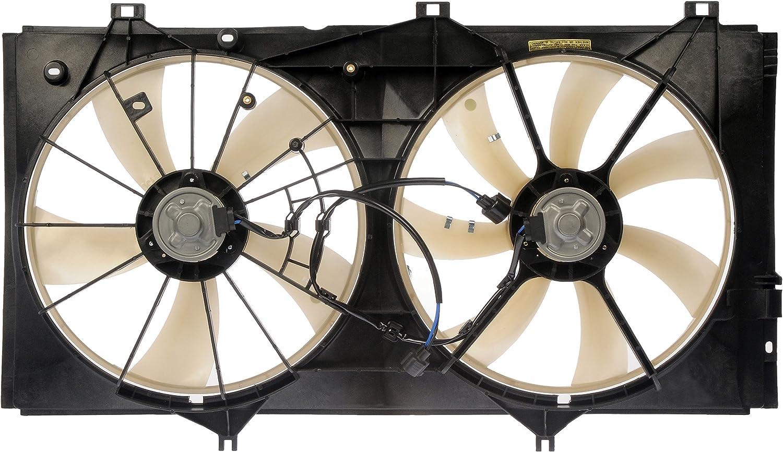 Dorman 621-272 Dual Fan Assembly for Volvo S80