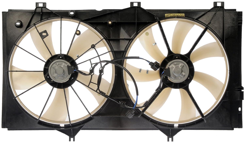 Dorman 621-237 Dual Fan Assembly for Lexus/Toyota Dorman - OE Solutions
