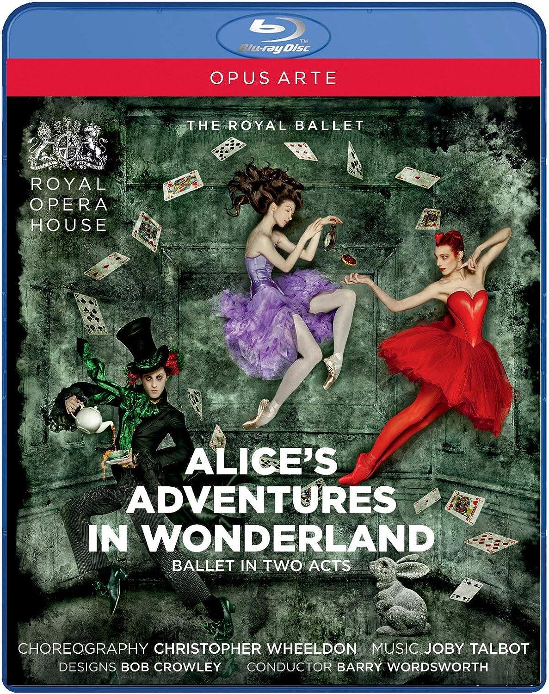 Alice's Adventures in Wonderland [Blu-ray]