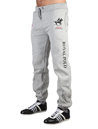 GEOGRAPHICAL NORWAY pantalones de chándal hombre Munal gris ...