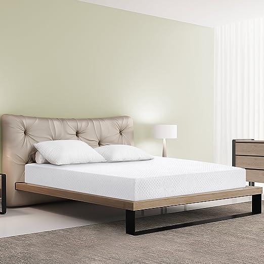 Amazon Com Sleeplace 6 Inch Memory Foam Mattress Queen Kitchen