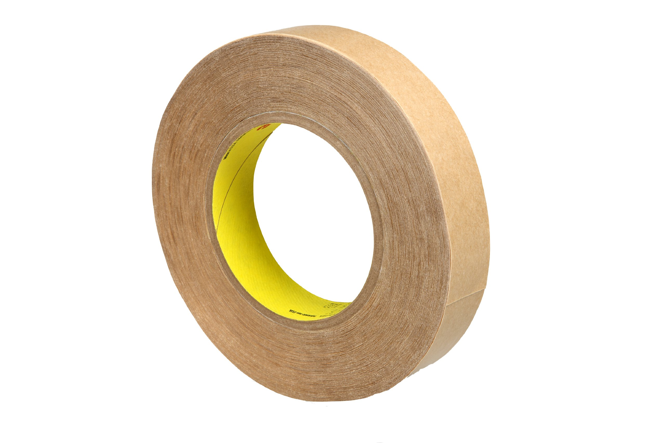 3M Double Coated Tape 9576 Clear Kut, 1 in x 60 yd 4.0 mil (Case of 36)