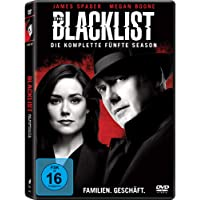 The  Blacklist - Die komplette fünfte Season (6 Discs)