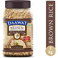 Daawat Fast Cooking Brown Rice, 1 Kg