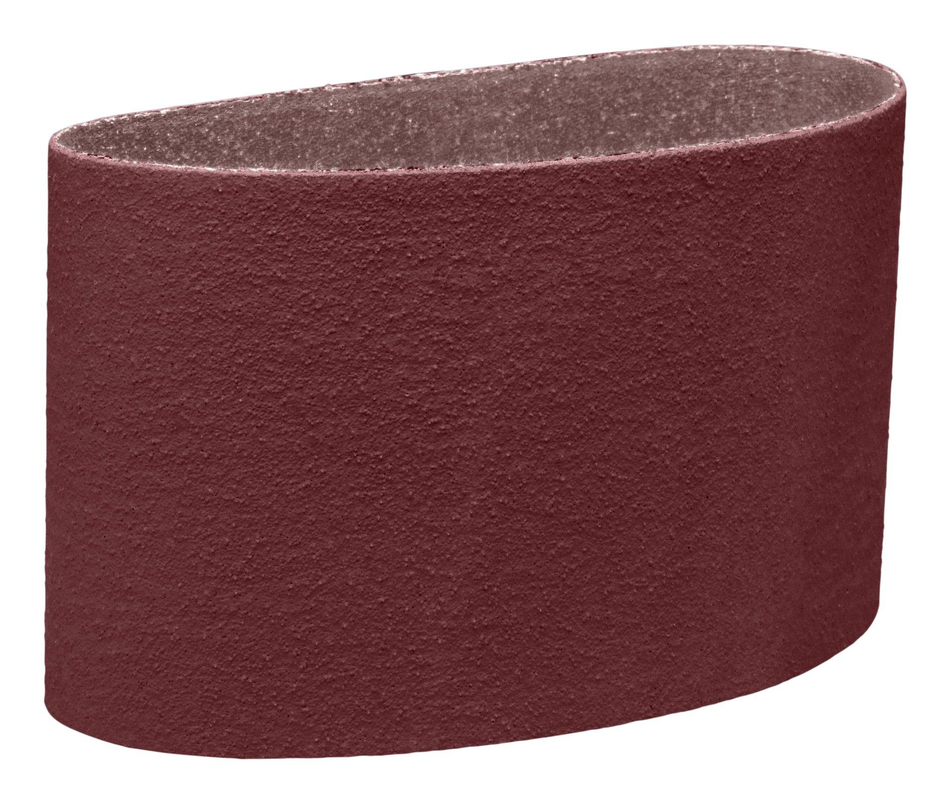 3M 76348-case Cloth Belt 341D, 60 X-Weight, 6'' x 79'', Aluminum Oxide, Brown (Pack of 20)