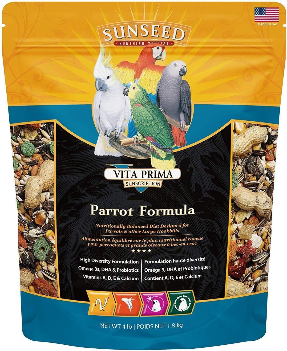 Vita Sunscription Parrot 3.5# -