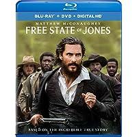 Free State Of Jones (Blu-ray + DVD + Digital HD)