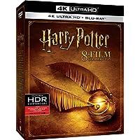 Harry Potter 1-8 Collezione Completa (Blu-Ray 4K UltraHD)