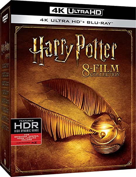 Harry Potter - 8 Film Collection (8 Blu-Ray