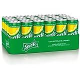 Sprite / Maximale Erfrischung mit Limetten und Zitronen Geschmack in stylischen Dosen / Limo / 24 x 330 ml Dose