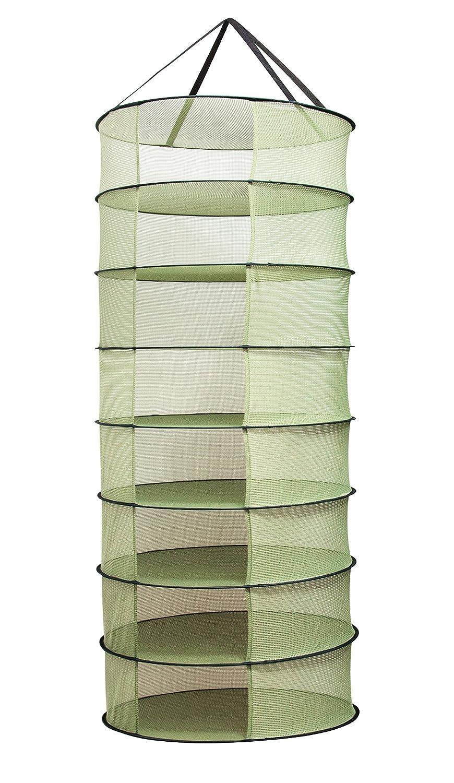 VIVOSUN 2FT 8 Layer Collapsible Herb Drying Rack