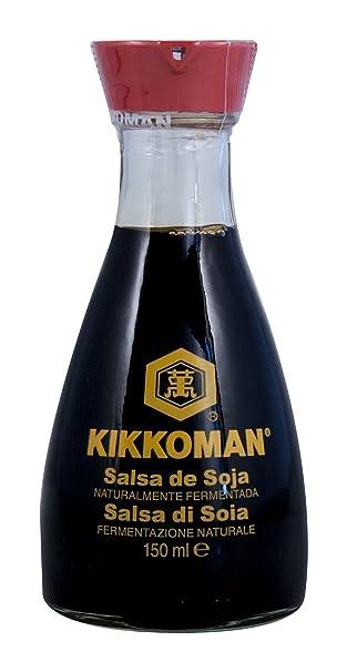 Kikkoman Salsa de Soja 150 ml