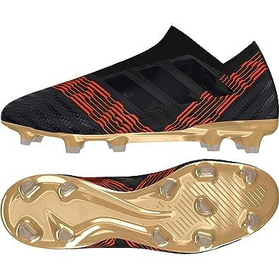 reputable site a927e c4803 adidas Nemeziz 17+ 360agility FG, Chaussures de Football Homme, Noir  SchwarzRot