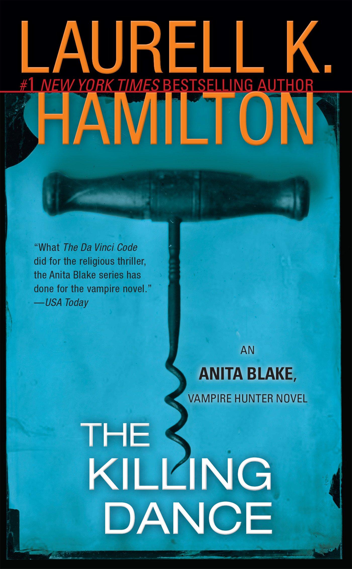 Amazon The Killing Dance Anita Blake Vampire Hunter Book 6
