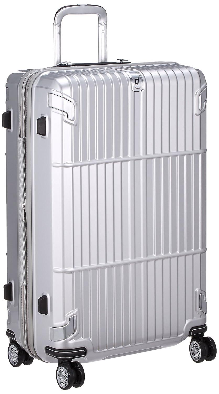 [アジアラゲージ㈱] ハードキャリー departure 10年保証 ダイヤルロックTSA搭載 拡張タイプ保証付 85L 74cm 5kg HD-502-29W B0143OXXYI シャイニングシルバー シャイニングシルバー