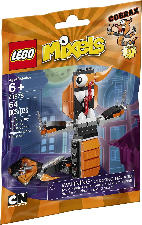 LEGO Mixels 41575 Cobrax Building Kit (64 Piece)