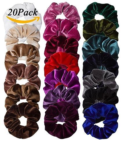 Kids' Clothing, Shoes & Accs Thick Elastics Hair Bobbles Accessories Plain Valvet Ponybands Scrunchies Attractive Fashion