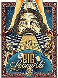 The Big Lebowski - Mounted Alternative Movie Poster