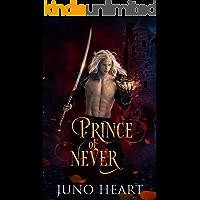 Prince of Never: A Fae Romance (Black Blood Fae Book 1)
