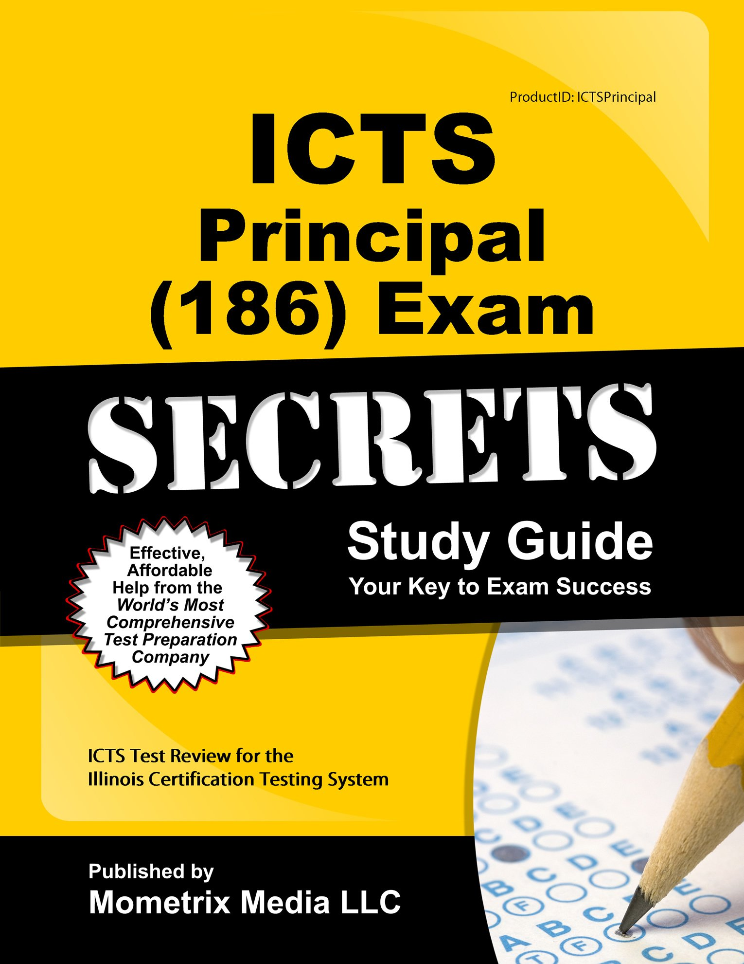 Read Online ICTS Principal (186) Exam Secrets Study Guide: ICTS Test Review for the Illinois Certification Testing System PDF