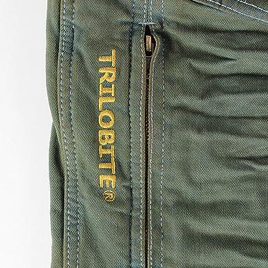 Trilobite Men S 661 Parado Trousers Kevlar Trousers Motorcycle Jeans Parado Protection Bekleidung