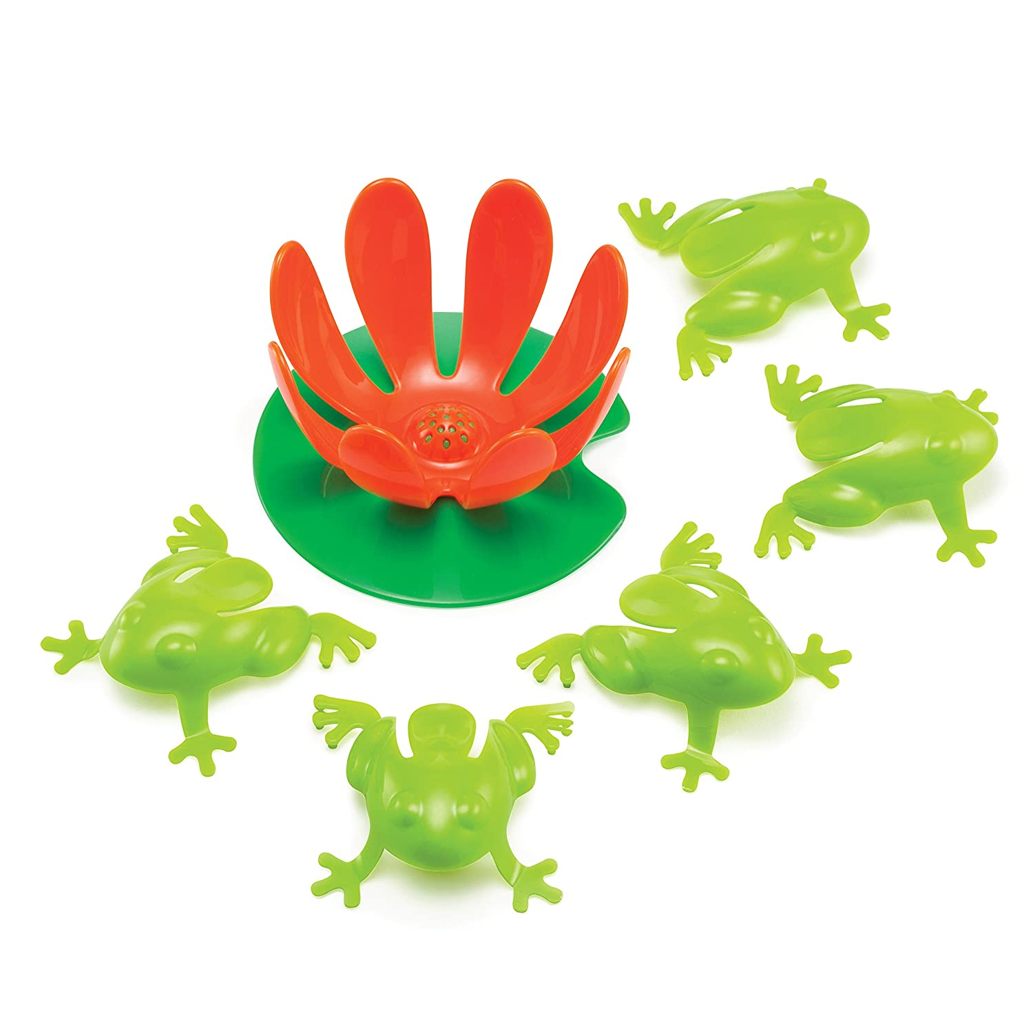 amazon com kid o frogs and lily pad game toys u0026 games