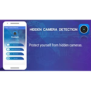 Hidden Camera Detection - anti spy cam Simulator: Amazon.es: Appstore para Android