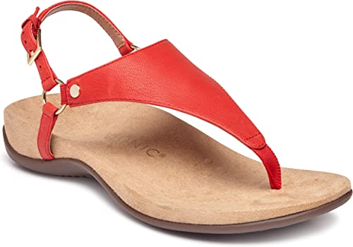 NEW /& BOXED Taille 7 Tan toe post sandals..