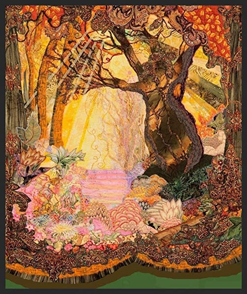 Kiss of the Spirit tapestry