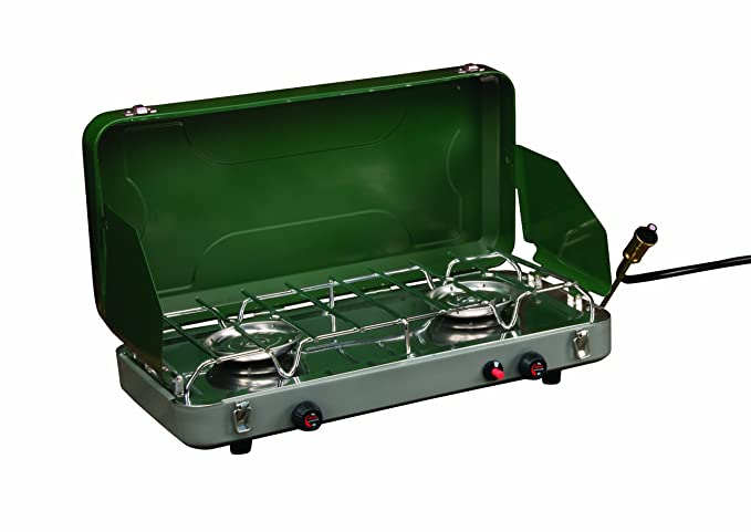 Century Matchless 2-Burner High Output Propane Stove