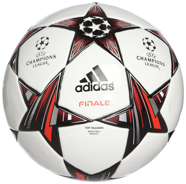adidas Predator balón Finale 13 Top Training Ball, White/negro ...