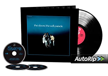 The Doors - The Soft Parade 50 Aniversary Edition (5LP)