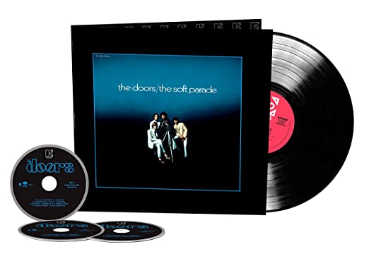 The Soft Parade (50th Anniversary Deluxe Edition) (3CD/1LP)