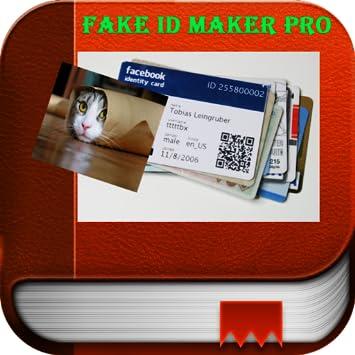 Fake ID Generator free