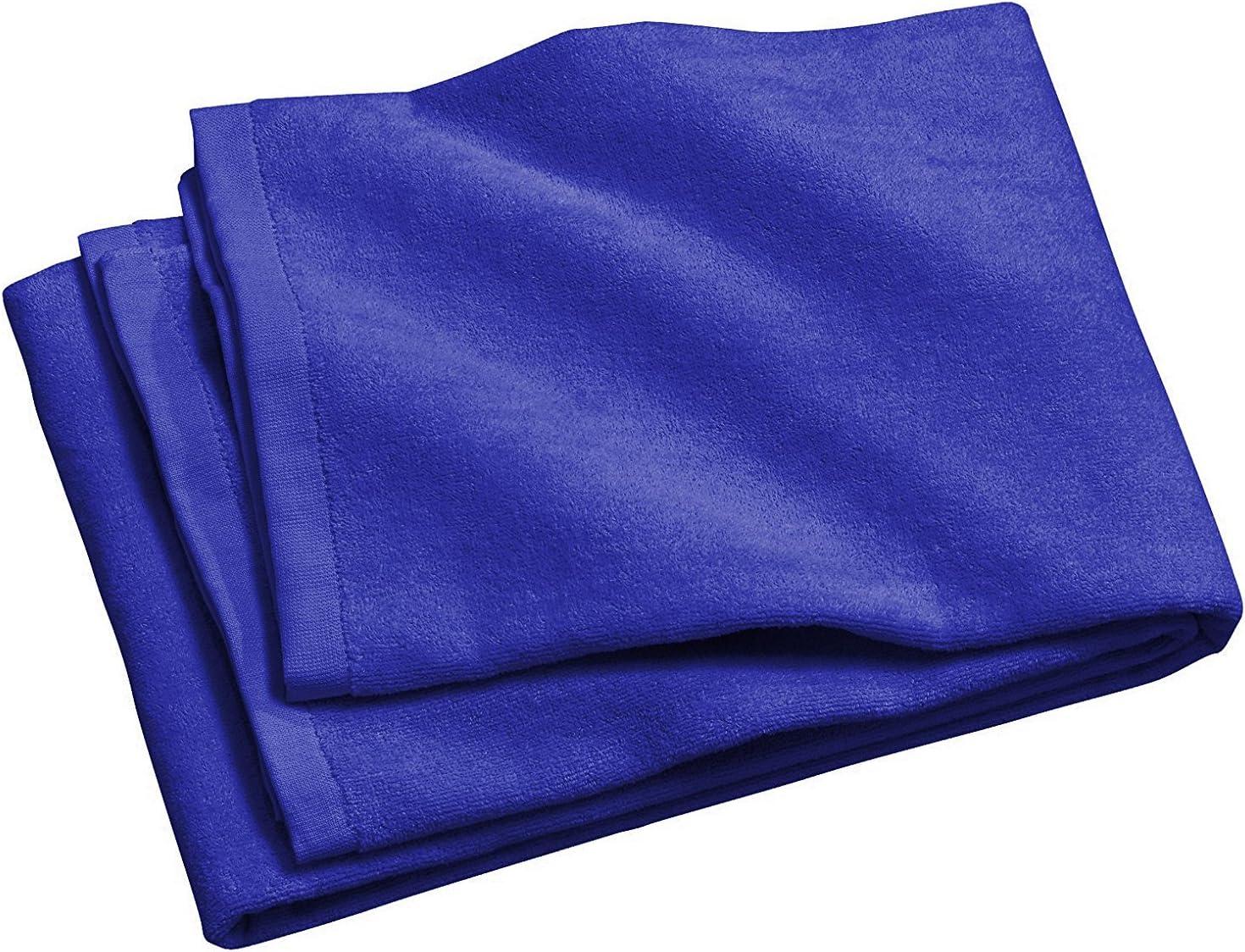 Mikrofaser Handtuch mit Tragetasche I Reisehandtuch extraweich ultra flauschig