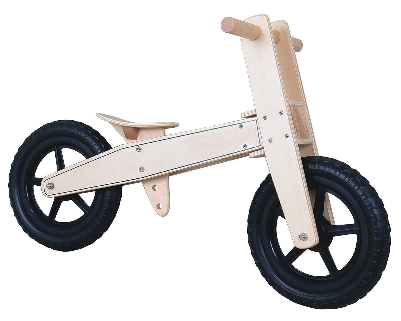 Peasy Toys Natural Wood Balance Bike Toys Games