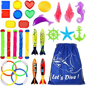 Toyssa Underwater Diving Pool Toy for Kids