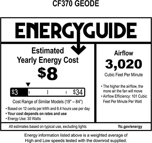 Emerson CF370SW Protruding Mount