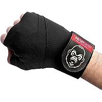 Vendas de boxeo avanzadas, de Beast Gear. Calidad superior para deportes de combate, artes marciales. Vendas elásticas…