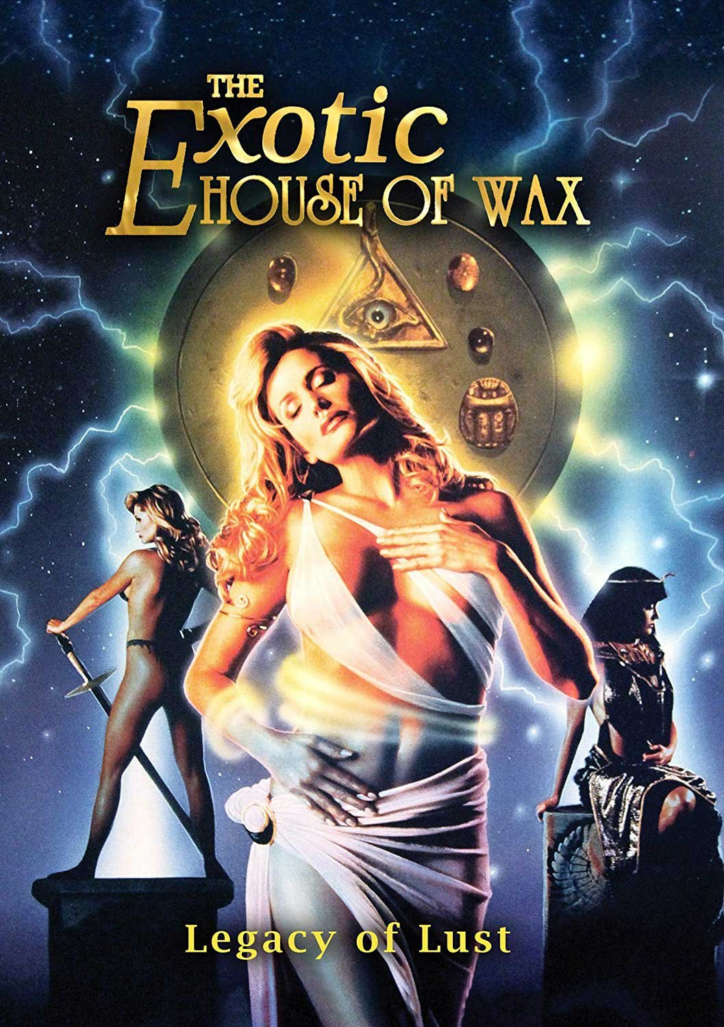 Exotic House Of Wax, The Various Wizard Entertainment Horror / Sci-Fi / Fantasy Movie