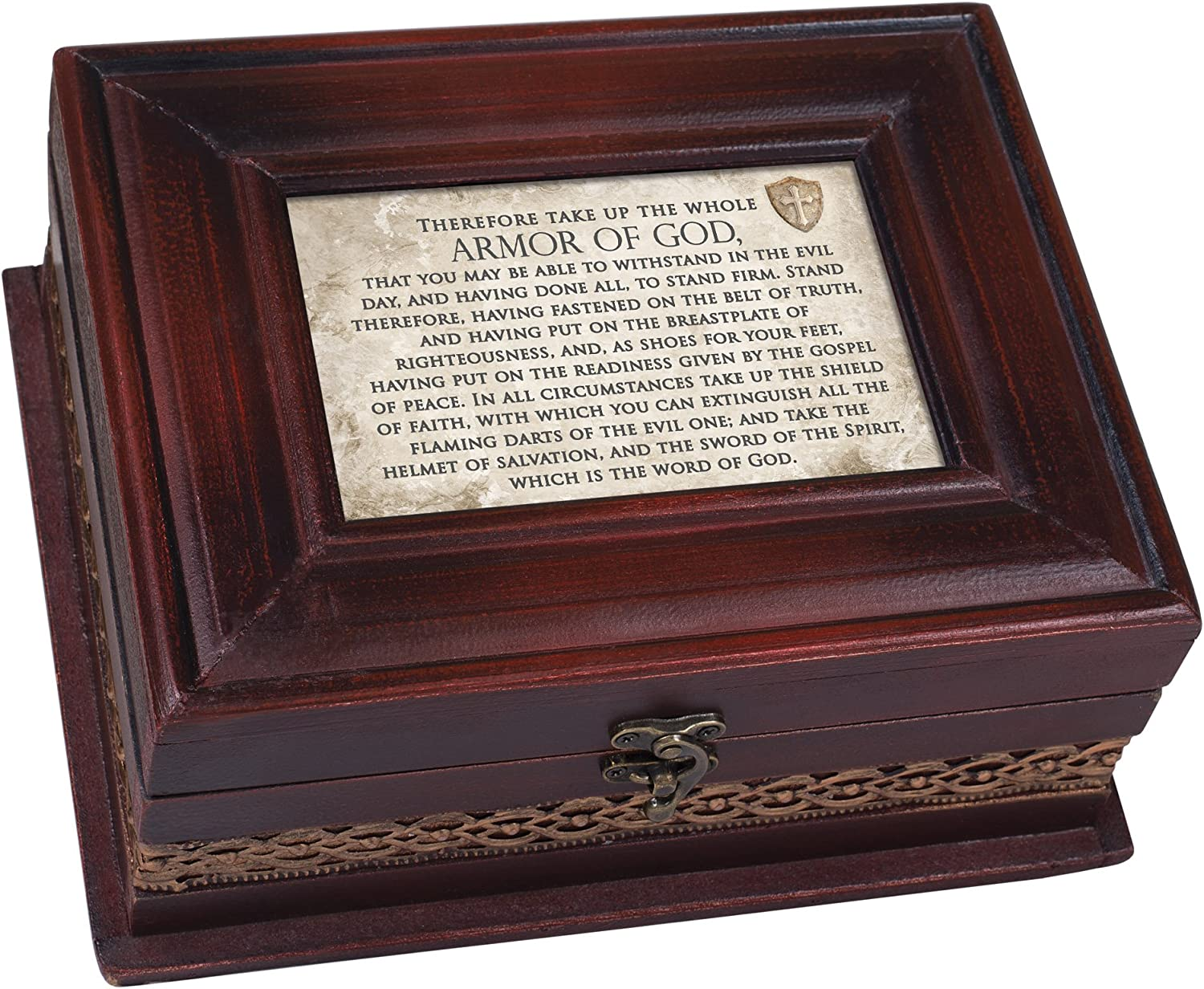 Vintage Hand-Made OldWorld Wood Book Trough Solid and Beautiful!