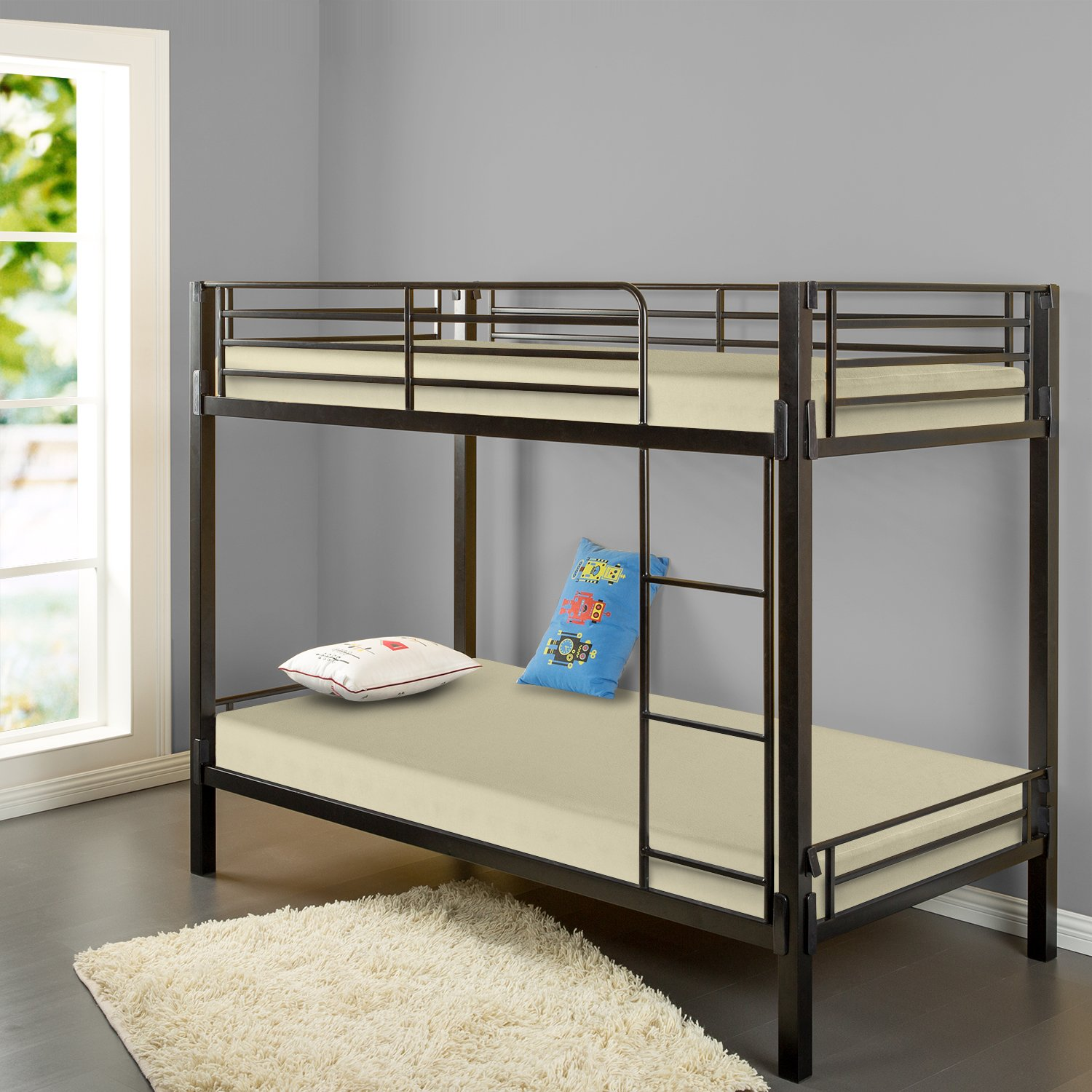 inspiring a artistic coil room dw bunk of thin serta mattress dimensions bed multiple xl review sale walmart large beds com kids mainstays size twin with ikea sizes