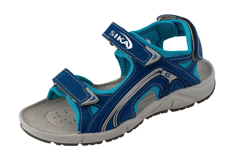 SIKA sandalia Motion Lady - azul si + SRC 37