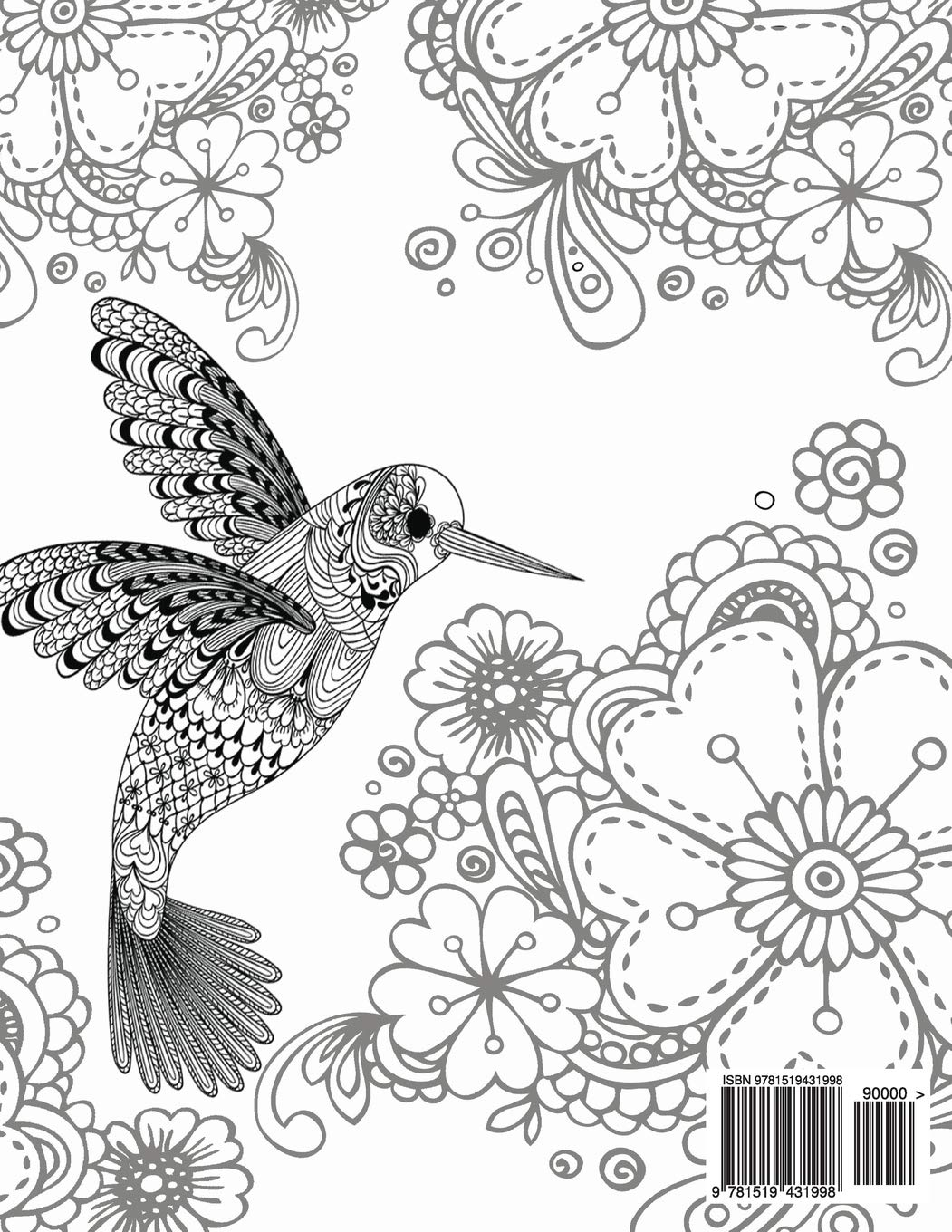 Amazon.com: Birds Coloring Book For Adults (The Stress ...
