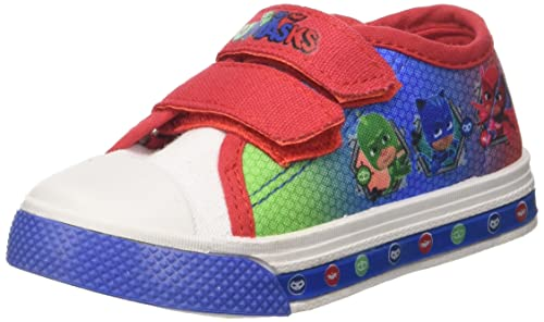 PJ Mask Niños S19854G/AZ Slip On Azul Size: 23 EU